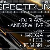 FEEL - Spectrum Techno Radio Show 2016