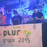 Mozza, Milos & 100le DJ Set at Apolo Hall - PLUR Festival Promo Party (2015)