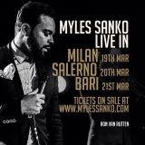 Intervista con Myles Sanko su Minisonica di Radio Popolare - 18 Marzo 2015