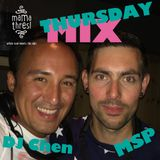 Thursday Mix by DJ CHEN & MSP (live sax) // mama thresl
