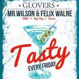 MR. WILSON Present's 'TASTY' Friday's @ GLOVERS BAR PRESTON 'OldSchool RnB' (PROMOTIONAL USE ONLY)