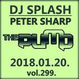 Dj Splash (Peter Sharp) - Pump WEEKEND 2018.01.20.