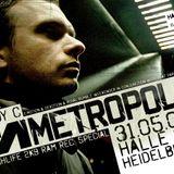 Jan Sirup with Mighty P // Metropolis Heidelberg // 31.05.2009