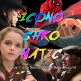 Nu Iconochromatic s01e016 - Spider Turtle Norman Gifted Baby Churchil