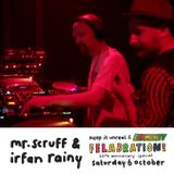 Mr. Scruff & Irfan Rainy DJ Set - Felabration 20th Anniversary, Band on the Wall, Manchester 2018
