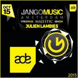 Julien Lambies - ADE 2015 part.2 @ Majestic Amsterdam Club