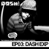 Total Recall's Dubstep Podcast Series: Ep 3 with DASH EXP