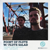 Point of Flute w/ Flute Salad 23rd May 2017