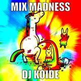 Mix Madness (Noviembre1) - Dj Koide
