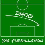 #105 Diago - Die Fußballshow - Endlich wieder Bundesliga und Musik vom MS Dockville Festival