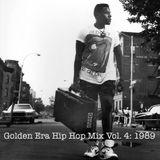 Golden Era Hip Hop Mix Vol. 4: 1989
