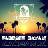 ▲Fabrice Dayan Live Chez Raspoutine Paris (Full Set)▲[The Annual 2014]
