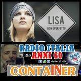 Container del 19 settembre in studio Maurizio Martinelli ospite Lisa