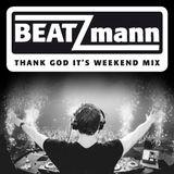 Thank God It's Weekend Mix April 2014 - 2