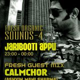 Fresh Organic Sounds Ep 4 at Tenzi.fm hosted by Jaribooti Appu