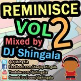 Reminisce Vol 2 - Hip-Hop / Rap / R&B / Classics Mix (1999 - 2007) - DJ Shingala