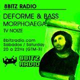 Deforme & Bass #32, at 8Bitz Radio