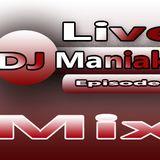 DJ Maniak Live Mix 5 (24.10.2014)