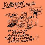 Kubshow #03: Der Millionaires Club Special Teil 2 (mit Max Baitinger, Aisha Franz und Sascha Hommer)