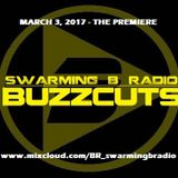 SWARMING B RADIO BUZZCUTS 2017 - Episode 1