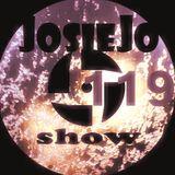 The JosieJo Show 119 - Sisteray & Blake Bastion plus Calling All Astronuats