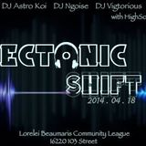 DJ Ngoise - Tectonic Shift Promo - Classic/Modern Trance