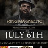 King Magnetic - IIourshow uncut - 7-6-15
