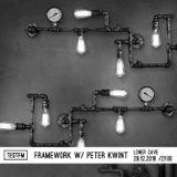 Framework w/ Peter Kwint – 28/12/2016