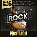 Nostalgie big 5 - Rock 100 hits (2015)