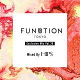 FUNKTION TOKYO Exclusive Mix Vol.36 DJ HIPS