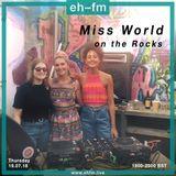 Miss World on the Rocks - 19.07.18
