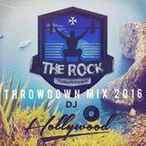 The Rock Throwdown - Workout Mix