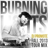 Burning Lights Fall 2013 Tour Mix
