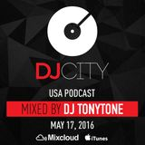 DJ City Podcast Guest Mix - DJ TonyTone