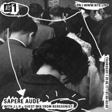 Sapere Aude w/ Where to Now - 29th June 2017