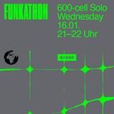 Funkathon Nr. 37 w/ 600-cell