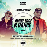 2016.04.22 - Amine Edge & DANCE @ Audio, San Francisco, USA