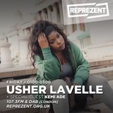 Usher Lavelle with Kemi Ade and Lady Donli | 12th May 2017