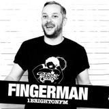 The Fingerman Show with Chewy Rubs on 1brightonfm 7/5/17
