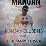 Luke Sampller - live @ Mangan Rules 15.11.2014.