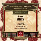 Kölsch @ Tomorrowland Belgium 2017  (Ants Stage) - 30 July 2017