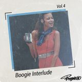 Boogie Interlude Vol.4 - A selection of 80's Soul Funk gems