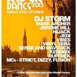 DJ Jedi Live @ Riverdance 2013
