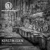 #BUPC003 - KERSTIN EDEN