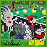 The Eazy Peasy Show - (LIVE) - on NSB Radio - Nu Skool Breakzzzz