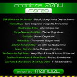 Cronicas 2014 (Marzo) - Mixed by Manuel
