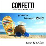 Confetti Alicante presenta Verano 2016