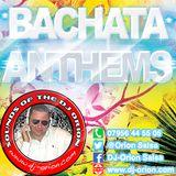 Bachata Anthems Mix 1