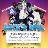 BACK 2 SOUL Vol.1 Full Mix by DJ KRAZEE G