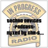 Techno-Mixtape- April 2013 (Techno Devices Invites Chr=S)